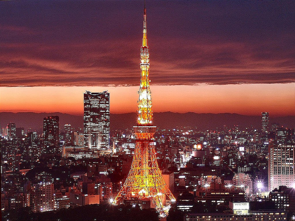 Japon - day 19 - tokyo tower